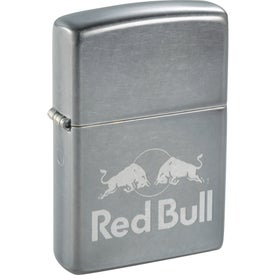 Zippo Gray Dusk Matte Windproof Lighter