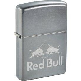 Zippo Gray Dusk Matte Windproof Lighter