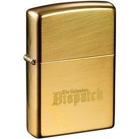 Zippo Windproof Lighter (High Polish Brass)