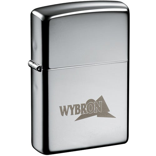 Silver Zippo Windproof Lighter
