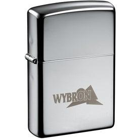 Zippo Windproof Lighter (High Polish Chrome)