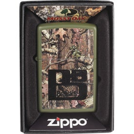 Zippo Windproof Lighter Imprinted with Your Logo