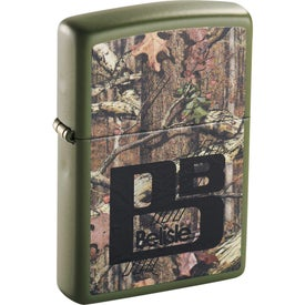 Zippo Windproof Lighter (Mossy Oak)