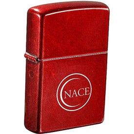 Zippo Windproof Lighter (Red)