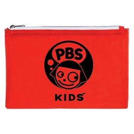 Zipper Pouch for Advertising