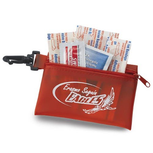 Red / Frost Zippy First Aid Kit