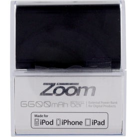 Customized Zoom Energy Bar