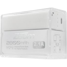 Branded Zoom Energy Mini Charger