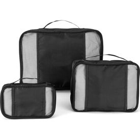 3 Piece Bon Voyage Packing Cube Set