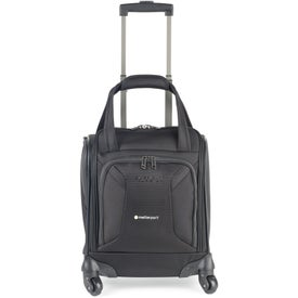 American Tourister Zoom Spinner Underseat Carry-On Luggage