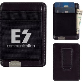 Executive RFID Money Clip Card Holders