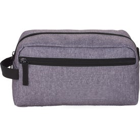 Graphite Travel Pouches