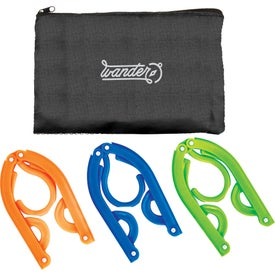 Hanger Set with Pouch