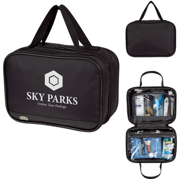 Black In-Sight Accessories Travel Bag
