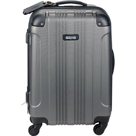 "Kenneth Cole Out of Bounds 20"" Upright Suitcase"