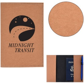 Kraft Paper Passport Holders
