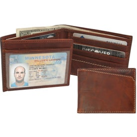 Sawtooth Canyon Leather Wallet