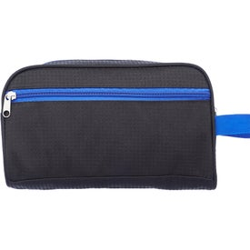Travel Two Tone Toiletry Bags with Handle