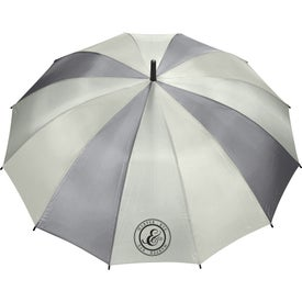 "12 Panel Auto Open Fashion Umbrella (47"" Arc)"