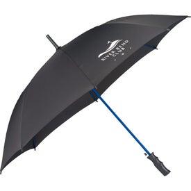 """46"""" Color Accent Auto Open Umbrella"""