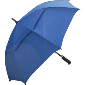 "48"" Windbuster Auto Open Umbrella Giveaways"