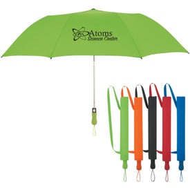 "Telescopic Folding Umbrella (22"")"