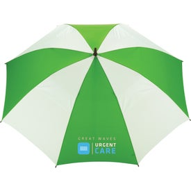 Vented Golf Umbrella (Ink Imprint)