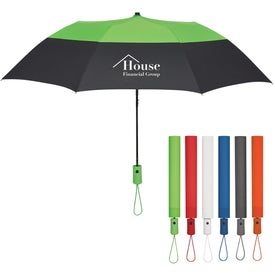 Color Top Folding Umbrella