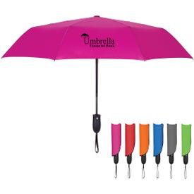 """42"""" Arc Telescopic Wave Umbrella"""