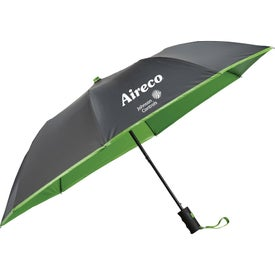 Auto Open Folding Color Splash Umbrella