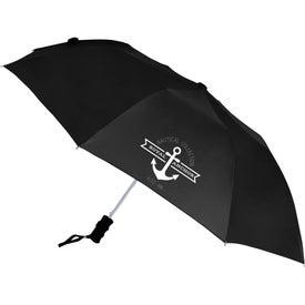 "Auto Open Windproof Umbrella (42"" Arc)"
