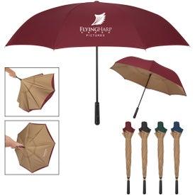 "Clifford Inversion Umbrella (48"" Arc)"