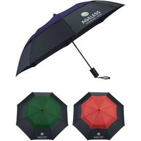 """Color Pop Vented Windproof Umbrella (42"""")"""