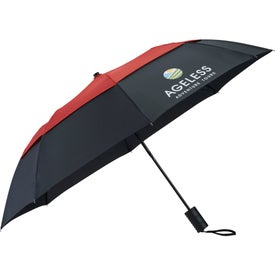 "Color Pop Vented Windproof Umbrella (42"")"