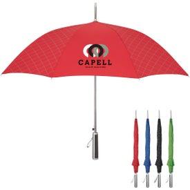 "Dripping Diamonds Umbrella (46"" Arc)"