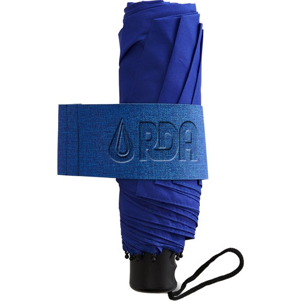 Reflex Blue Manual Open Umbrella