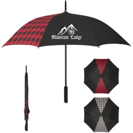 "Northwoods Umbrella (46"")"