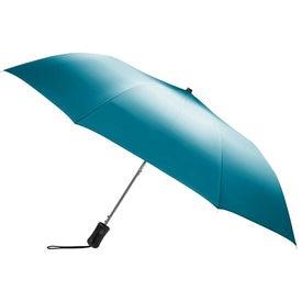 "Ombre Auto Open Folding Umbrella (44"")"