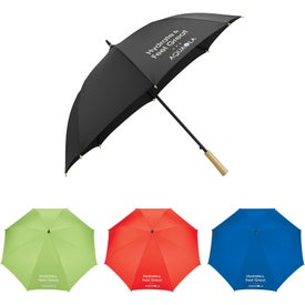 Recycled PET Auto Open Fashion Umbrella
