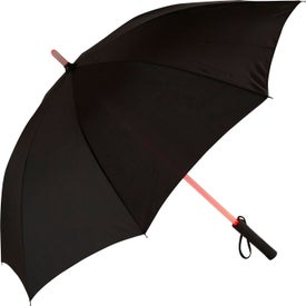 Sabre Umbrella with Light