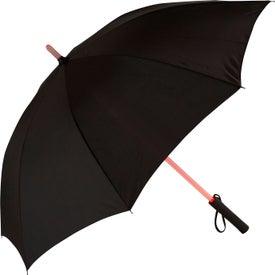 Sabre Umbrella with Light