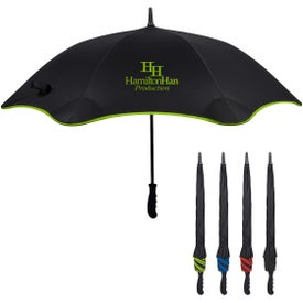Scalloped Edge Umbrella