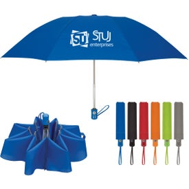 Super Automatic Telescopic Inversion Umbrella