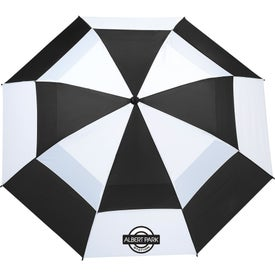 "60"" Totes Auto Open Vented Golf Umbrella"