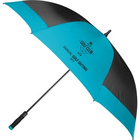 Wedge Auto Open Golf Umbrellas