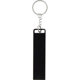 3-Port Traveler USB Hub Key Chain