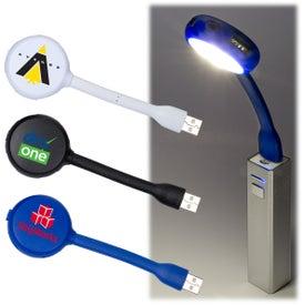 Flex Light 4 Port USB Hub