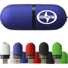 Boulder USB Flash Drive (1GB)