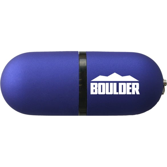 Blue Boulder USB Flash Drive