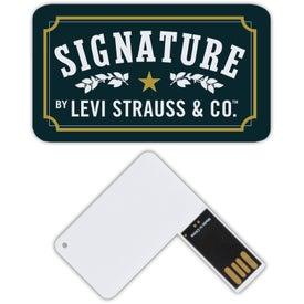Mini Laguna USB Flash Drive (1 GB)